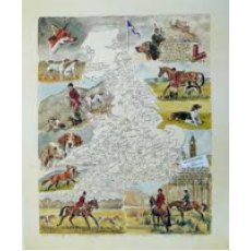 2003 Foxhunting Map