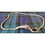 Horse Head Silver necklace